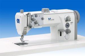 667-180010 Maszyna do szycia – Stębnówka z transportem potrójnym