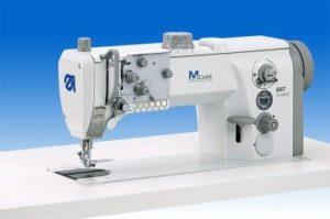667-180112 Maszyna do szycia – Stębnówka z transportem potrójnym i automatyką