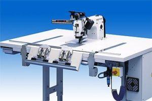 739-23-1 Automat do szycia i odkrawania małych elementów